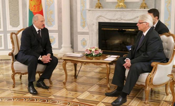 Лукашэнка і Вашчыкоўскі