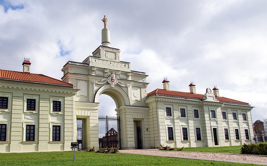 Ruzhany قصر