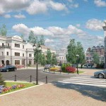 Companies from Nottingham to erect a residential complex near Minsk
