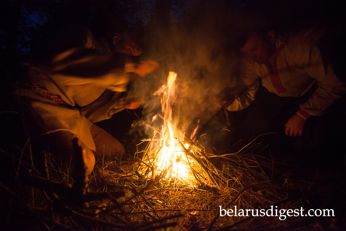 Celebrating Kupallie, a pagan midsummer holiday – Belarus photo digest