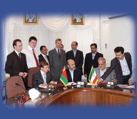 Беларусь-Іран нафтавая кампанія