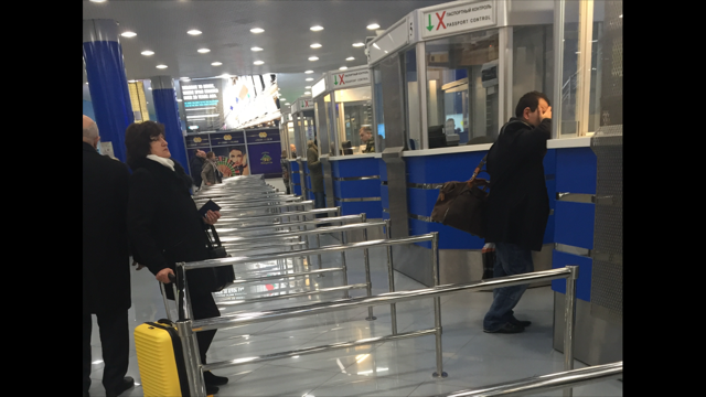An analysis of the topic of the stricter airport security rules