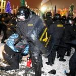 US Media Decry Violence in Belarus Election