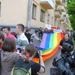Insider's view from Belarusian Gay Pride March