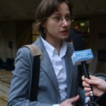 Foreign Policy Magazine Names Belarusian Iryna Vidanava Among the World's Top Dissidents