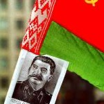 Among supporters of revived communist symbols many admire hard-line policy of Soviet dictator Stalin