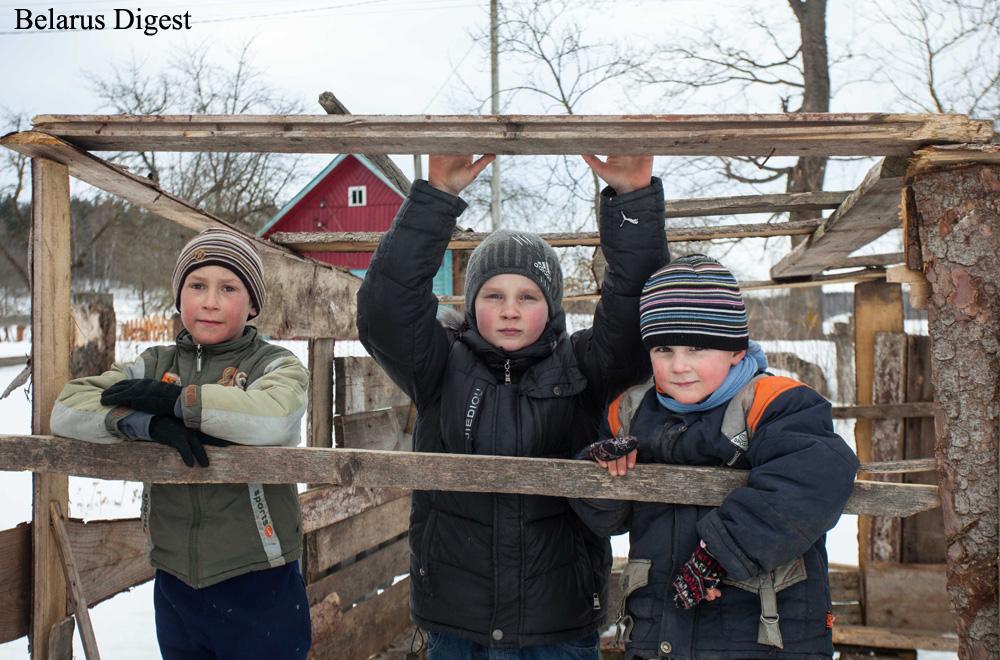 Life in a Belarusian Village – Belarus Photo Digest ...