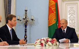 Germany in Favor of Sanctions against Belarusian Authorities