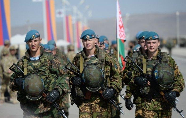 Belarusian army