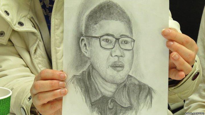 Daichi Yoshida Japan Belarus prison