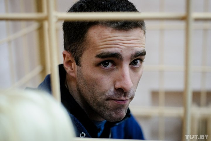 Jolan Viaud Belarus prison