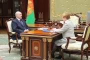 Lukashenka Yermoshina