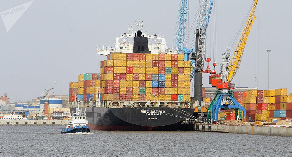 Belarus Baltic ports