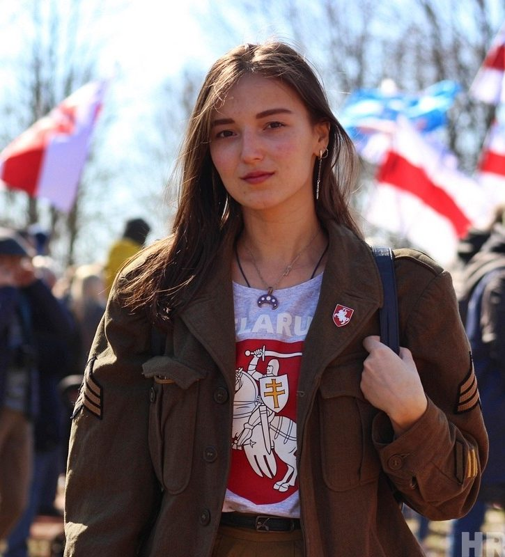 Freedom Day in Hrodna, 2019. Source: Hrodnalife